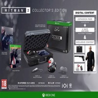 Hitman 2 Collector Edition - Xbox One
