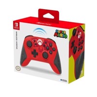 Hori Wireless Pro Controller Mario - Nintendo Switch