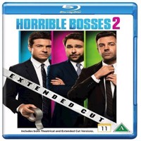 De Satans Chefer 2 (Horrible Bosses 2)Blu-ray