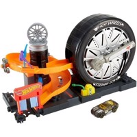 Hot Wheels - City Tyre Wheel Playset (FNB15)