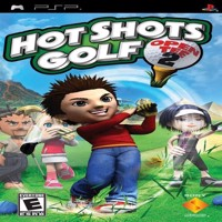 Hot Shots Golf Open Tee 2 - PS Portable