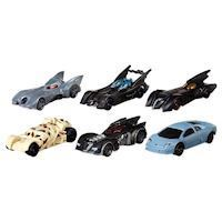 Hot Wheels BATMAN bil