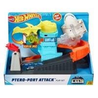 Hot Wheels City  Pterodactyl Attack Playset