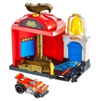 Hot Wheels Fire Station