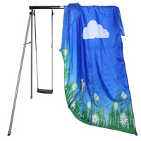 Hörby Bruk classic tent for metal swing set