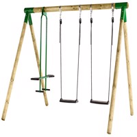 Hörby Bruk wooden swing set classic