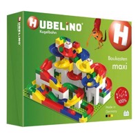 Hubelino Ball Track Mega Construction Set, 213 pcs