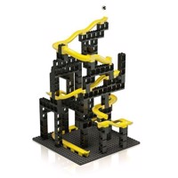 Hubelino Ball track Pi  Basic set, 99 pcs