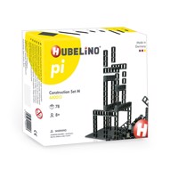 Hubelino Ball Track Pi  Building Block Set, 78 pcs