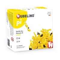 Hubelino Ball Track Pi  Element Set, 98 pcs