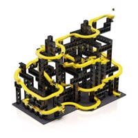 Hubelino Ball Track Pi  Playset XL, 246 pcs