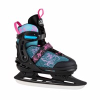 hudora allround comfort iceskating flowers size 35 40