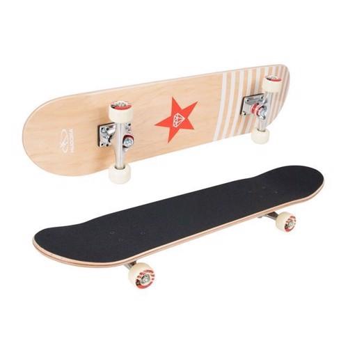 Hudora Beverly Hills Skateboard, ABEC 1