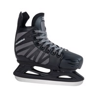hudora power play icehockey skates black size 32 35