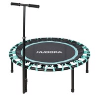 hudora sky 110 trampoline with handle