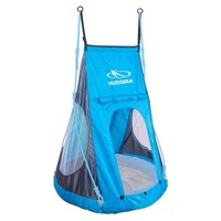 Hudora tent for nest swing cozy castle