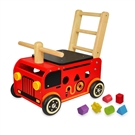 I39m Toy Walk and Push Truck Fire Department