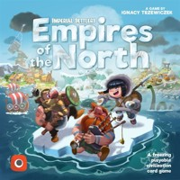 Imperial settlers empire soft north boardgame english