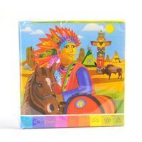 Indians napkins, 20pcs