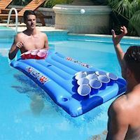 Inflatable Beerpong Float