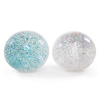 Inflatable Glitter bubble ball,  85 cm