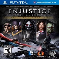 Injustice Gods Among Us  Ultimate Edition - Xbox