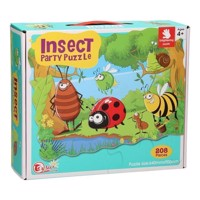 Insect Party Puzzle, 208st