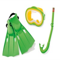 Intex - Master Class Swim set - Green