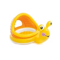 INTEX  Whale Sweet Snail Shade Baby Pool 657124