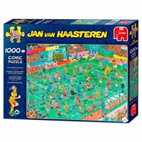 Jan van haasteren puzzle womens worldcup 1000pcs