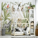 Jungle Safari tapet 243 x 305 cm