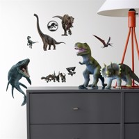 Jurassic World 2 Dinosaurs Wallstickers