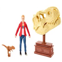 Jurassic World  Basic Figure  Maisie and TRex FWN29
