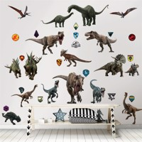 Jurassic World Dinosaurs Wallstickers