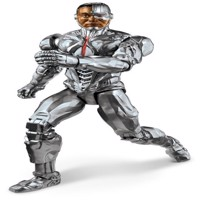 Justice League  12 Inch Basic Figure  Cyborg (FGG82)