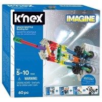K39Nex Bouwset  Space Shuttle, 60 pcs