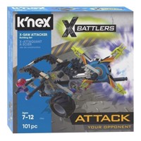 K39Nex Bouwset  XSaw Attacker, 101 pcs