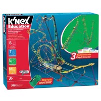 k´nex build learn rollercoaster