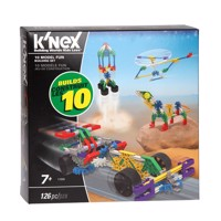 k´nex construction set 10 models