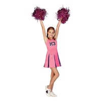 K3 Dress up Cheerleaders, 9-11 years