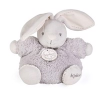 Kaloo - Perle - small chubby rabbit, Grey (960221)