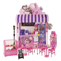 Kari michell my dreamcafe dollhouse