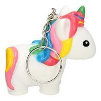 Keychain Unicorn with Mucus