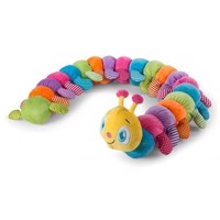 Kiddy - Plush Caterpillar, 138 cm.