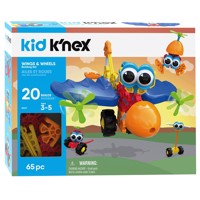 Kid K39Nex Bouwset  Wings amp Wheels