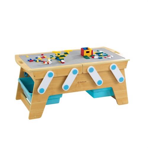 Kidkraft Buildingbricks Play N Storetable