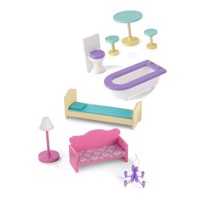 Kidkraft gemma dollhouse furniture