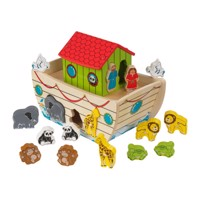 Kid kraft noahs ark shape sorter