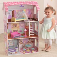 Kidkraft penelope dollhouse with furniture