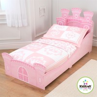 Kidkraft  wooden princess castle bed 140Cm